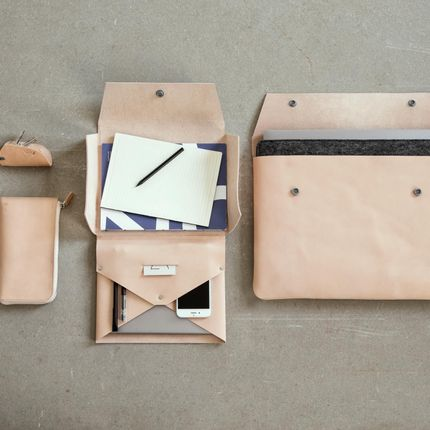 Leather goods - Carry My - BY WIRTH