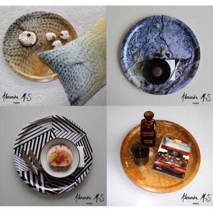Tea / coffee accessories - Trays - ALEXANDRE M-S