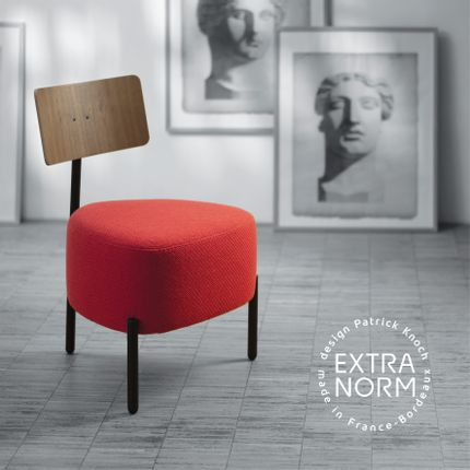 Small armchairs - Humaniste - EXTRANORM