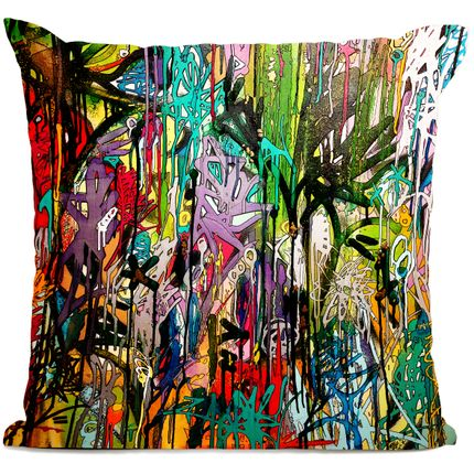 Coussins - Coussin IT'S LIKE A JUNGLE by PAPA MESK - ARTPILO