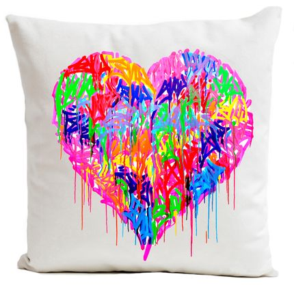Coussins - Coussin THE LOVERZ by PAPA MESK - ARTPILO