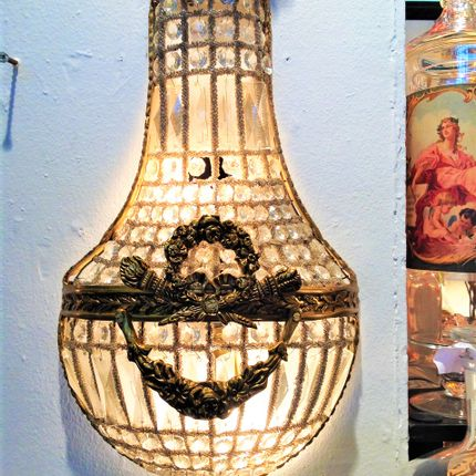 Art glass - Wall lamps - TIEF