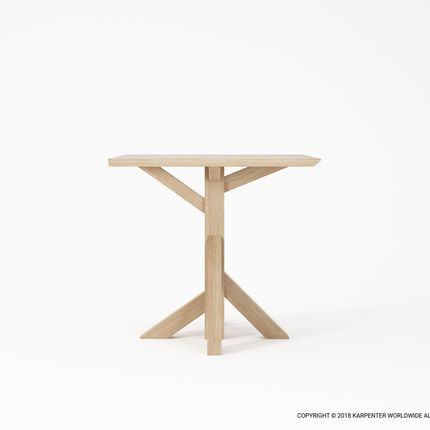 Tables - KI Square Dining Table - KARPENTER