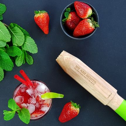 Kitchen utensils - WE ARE MOJITO - MEASURING-PESTLE FOR PERFECTLY BALANCED MOJITOS - COOKUT