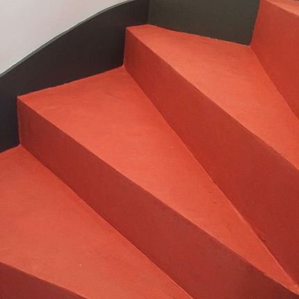 Coatings and stucco - Microcement for stairs - ROUVIERE COLLECTION