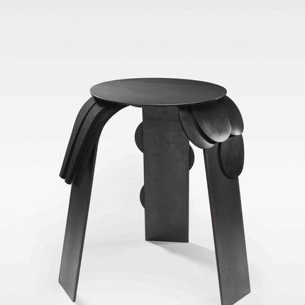 """Sculpture - TABOURET """"TROPICS"""" - STUDIO SOL LECCIA"""