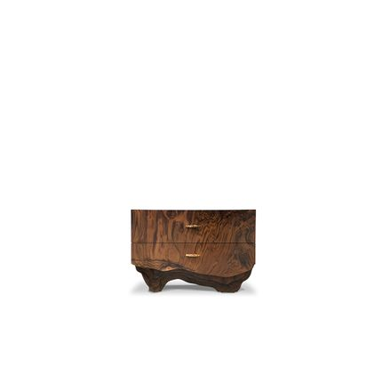 Tables de nuit - Huang Nightstand - COVET HOUSE