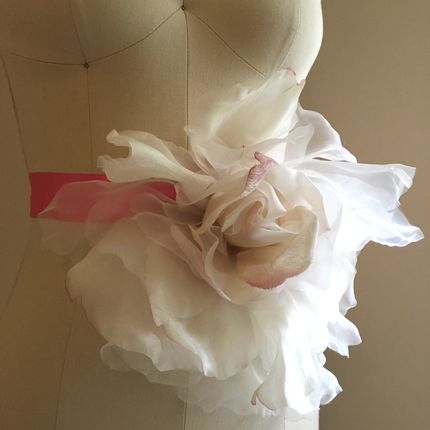 Foulards / écharpes - Love Sash - Blush - LOVE LIVES HERE OX.