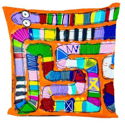 Cushions - Pillow BOATOTO by David FERREIRA - ARTPILO