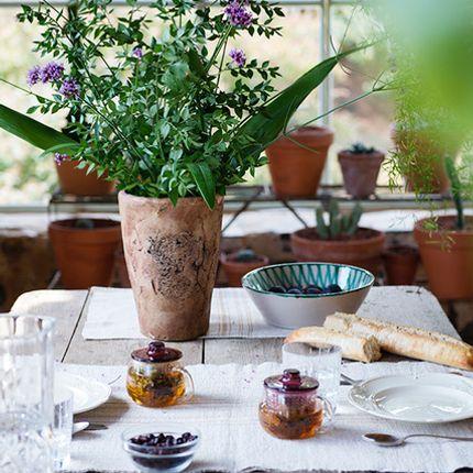 Linge de table - Linen Table runner - GOVOU FABRICS