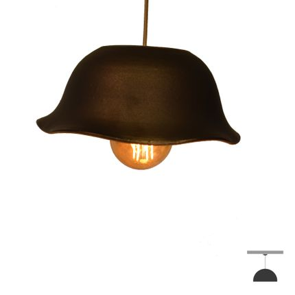 Hanging lights - MOSHI DFH G321 pendant lamp - BELLINO DULCE FORMA