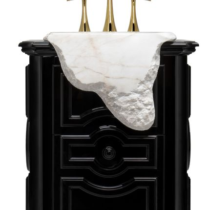 Bathroom furniture - Petra Freestand - MAISON VALENTINA