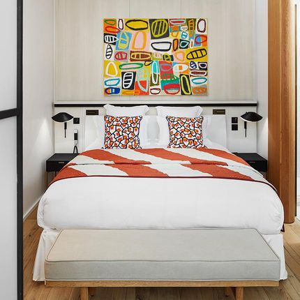 Wall lamps - ANTONY BED SIDE WALL LAMP  - EDITIONS SERGE MOUILLE
