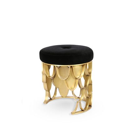 Stools - KOI STOOL - COVET HOUSE