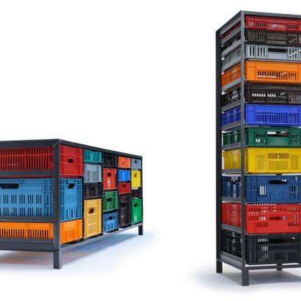 Consoles - KRATTENKAST - POP CORN