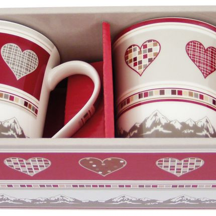 Decorative objects - Mug, cup, trivet, chopping board, mirror, slate, thermometer, frame, jewellery... - NATURACREATION - TRADE WINDS