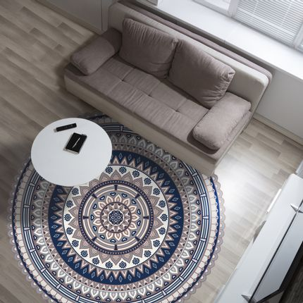 Outdoor fabrics - Matteo vinyle floor mats - CONTENTO