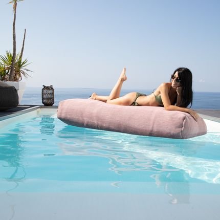Lawn sofas   - Roolf Living - Pouffes - ROOLF-LIVING OUTDOOR FURNITURE