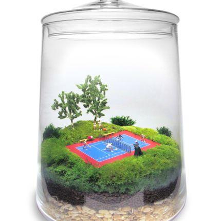 Gift - TerrariumArt glass 3925 - TERRARIUMART