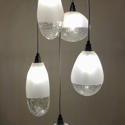 Hanging lights - SWEET BUBBLES Luminaries - MAGNY CARVALHO
