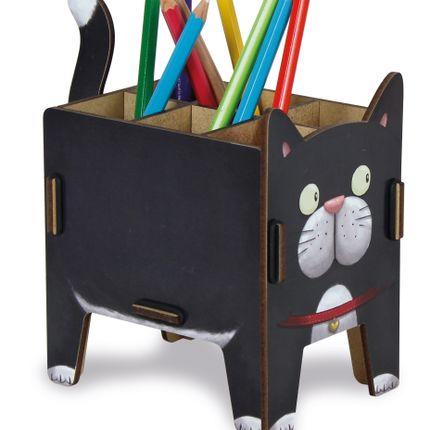 Office supplies - Quadrupeds Pen box  - WERKHAUS DESIGN+PRODUKTION GMBH
