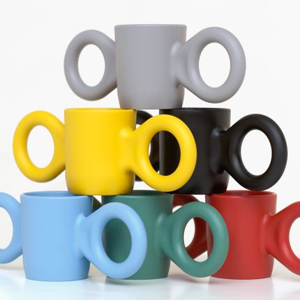 Office supplies - DOMBO MUG - POP CORN