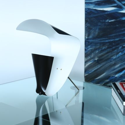 Lampes de table - LAMPE B201 de Michel Buffet - LIGNES DE DEMARCATION