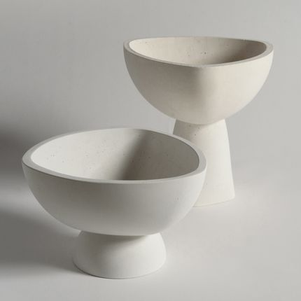 Objets de décoration - CATCHALL BOWL display vessel - ALENTES
