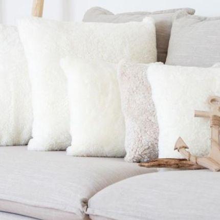 Rugs - Sheepskin Rugs and Cushions Shortwool Curly - AUSKIN EUROPE PTY LTD