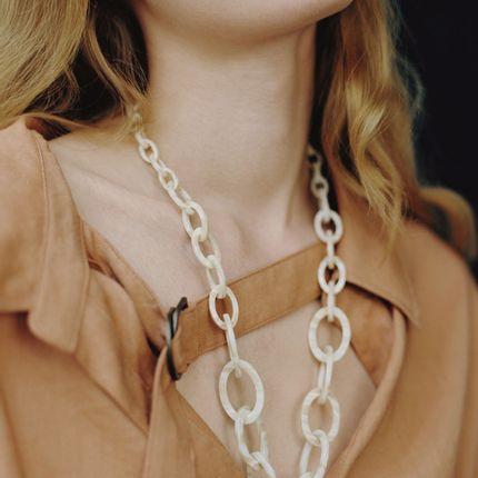 Jewelry - Original D Necklace - ORRIS LONDON