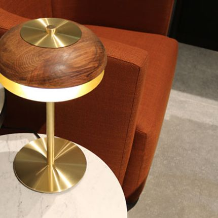 Lampes de table - bolacha table lamp - HMD INTERIORS
