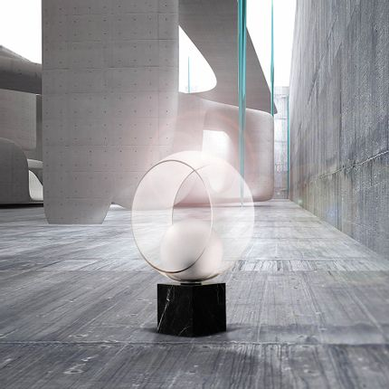 Table lamps - Okio marble - CONCEPT VERRE