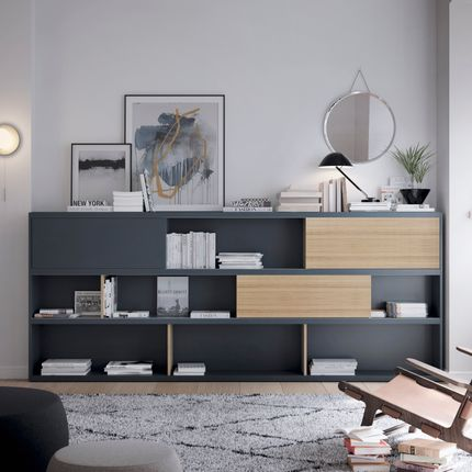 Shelves - Lau Shelving - TREKU