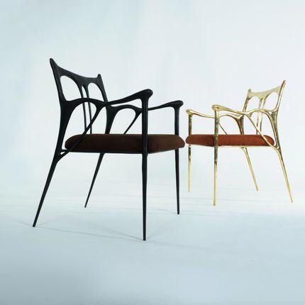 Fauteuils - Ink Chair - ASIA COLLECTION CO.,LTD