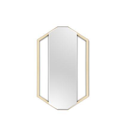 Mirrors - Sapphire mirror - MAISON VALENTINA