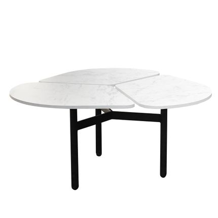 Coffee tables - OUTDOOR MISS TREFLE TABLE COFFEE - AIRBORNE