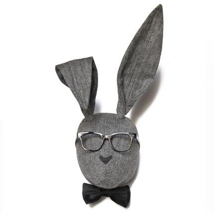 Objets déco - Soft Rabbit Hopper - Tête d'animal - SOFTHEADS