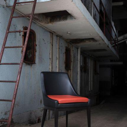 Chairs - CHARLOTTE  - DUVIVIER CANAPÉS