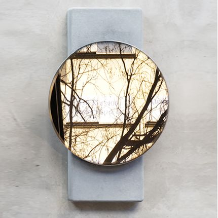 Chambres d'hotels - MOON wall mirror - ALENTES