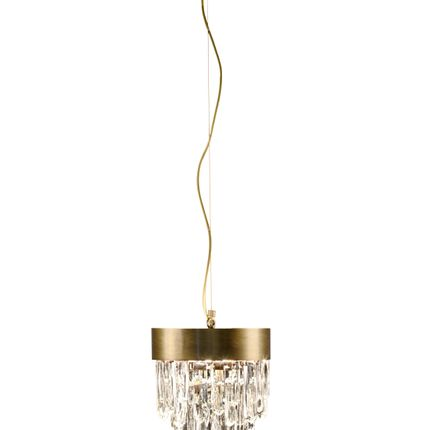 Suspensions - NAICCA aged brass pendant lamp - BB CONTRACT