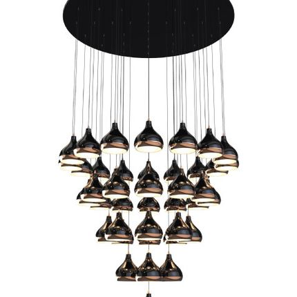 Plafonniers - Hanna Chandelier  - COVET HOUSE