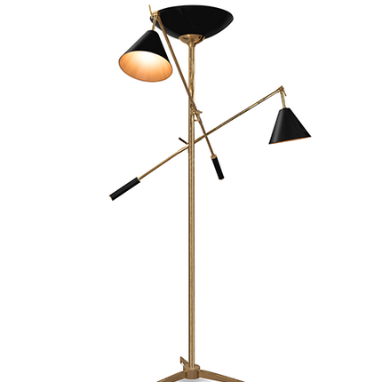 Floor lamps - TORCHIERE FLOOR - COVET HOUSE
