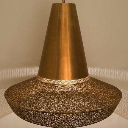 Pendant lamps - ILYASS Moroccan Ceiling Pendant - MOROCCAN BAZAAR