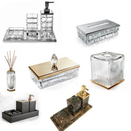 Accessoires à poser - Divers accessoires de salle de bain - 3SC - TREESSECI