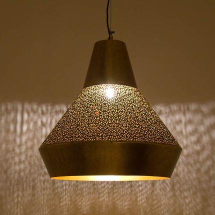 Pendant lamps - QADIM Moroccan Ceiling Pendant - MOROCCAN BAZAAR