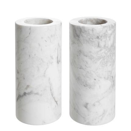 Decorative objects - Tealight Holder Tobor L set of 2 - EICHHOLTZ