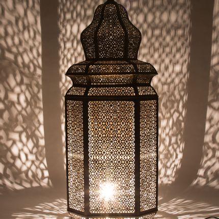 Lampadaires - Lampadaire Marocain JAFFA - Moroccan Bazaar