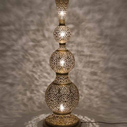 Floor lamps - ALIYAH Moroccan Floor Light - Moroccan Bazaar
