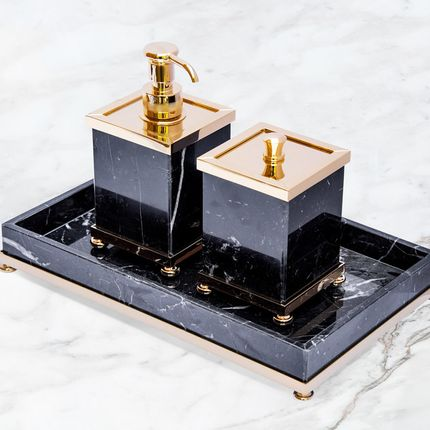 Soap dishes - MARBLE COLLECTION - ZODIAC LONDON