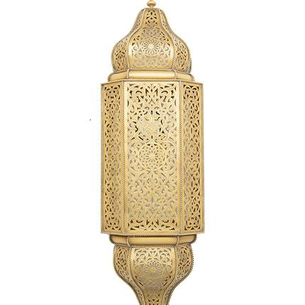Wall lamps - JAMILA Wall Light Fixture - MOROCCAN BAZAAR